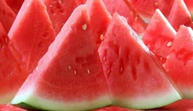 A görögdinnye 3 áldásos egészségügyi hatása